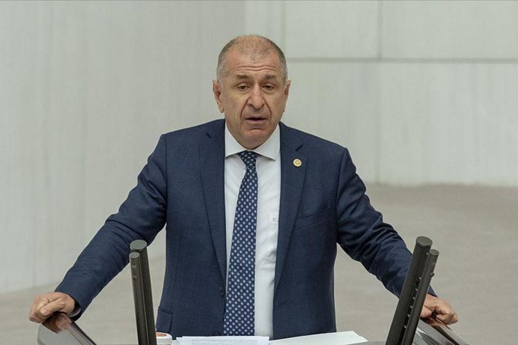 نائب حزب الخير في اسطنبول أميت أوزداغ