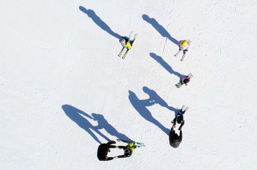 أفضل 8 وجهات للتزلج في تركيا