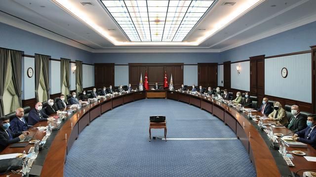 المجلس التنفيذي المركزي في حزب العدالة والتنمية
