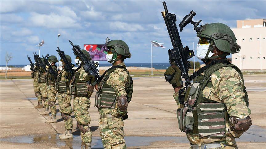عناصر من الجيش الليبي تلقت تدريب على يد القوات المسلحة التركية