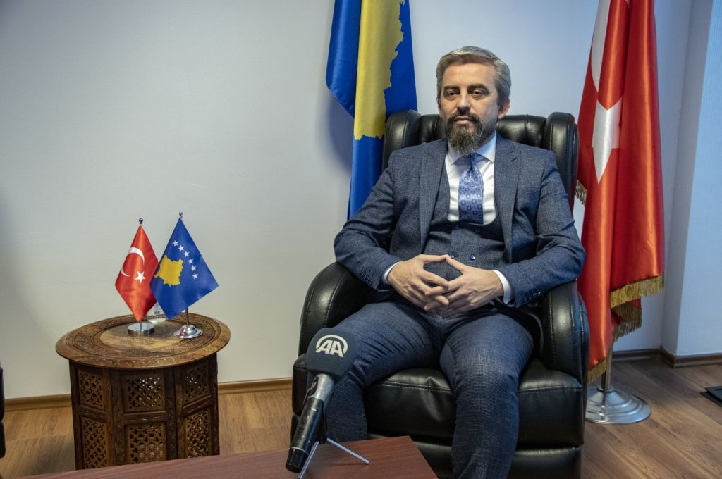 """كوسوفو تعتزم تصنيف """"غولن"""" و""""وحدات الشعب"""" منظمات إرهابية"""