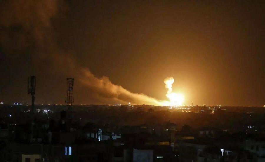 غارات استهدفت ميليشيات إيران في سوريا (أرشيف)