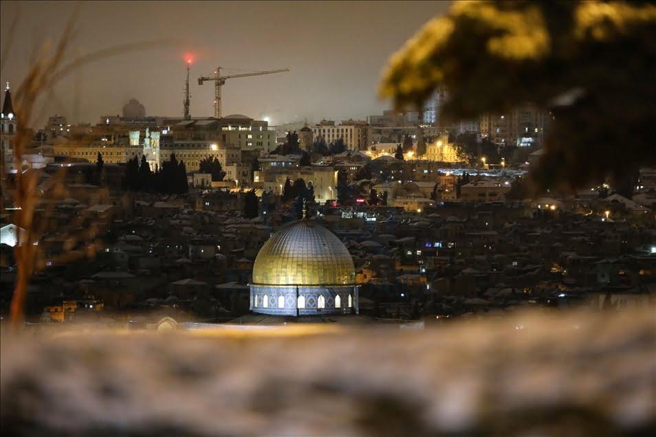 إرسال قوات دولية إلى القدس
