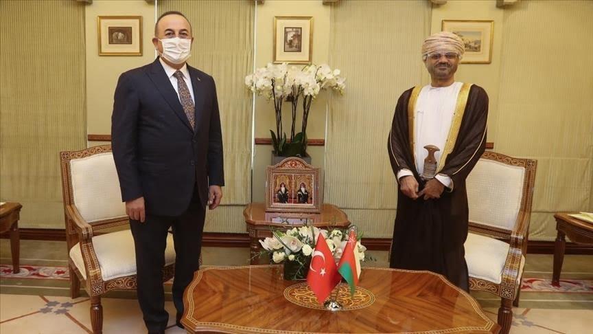 تركيا: ندعم وحدة الخليج وازدهاره وأمنه