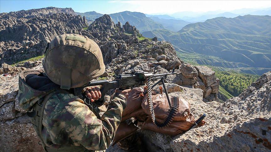 الإرهابيون يحاولون استهداف المدنيين في مناطق نبع السلام