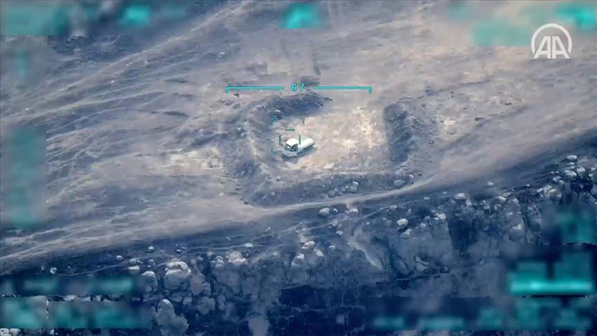 إحراق غابات هاتاي كان للتغطية على تهريب المتفجرات