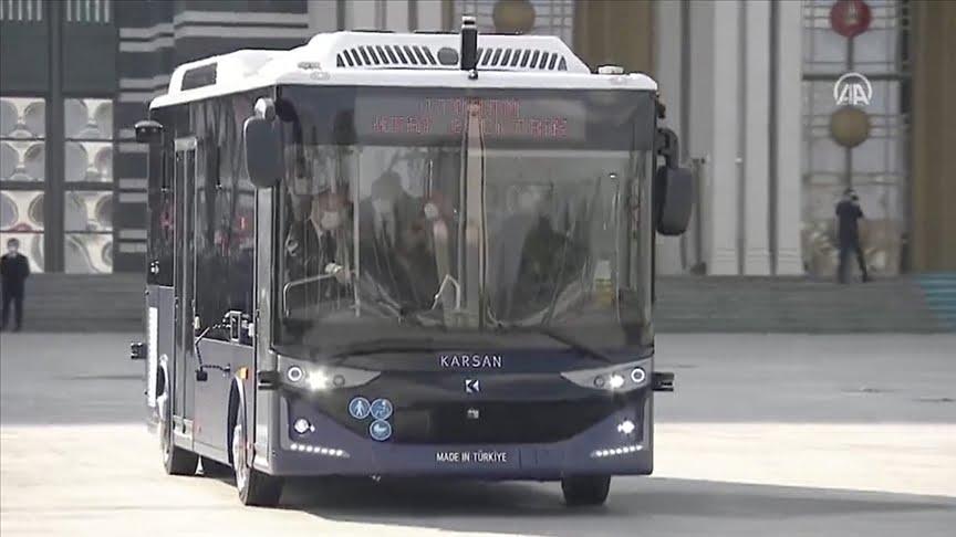 تعرض امرأة للضرب المبرح في حافلة