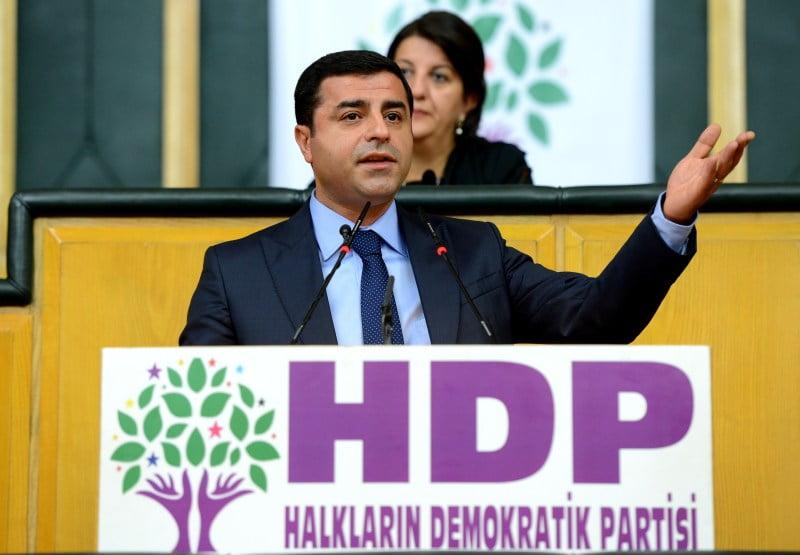 حزب الشعوب الديمقراطي ينوي المنافسة في انتخابات تركيا