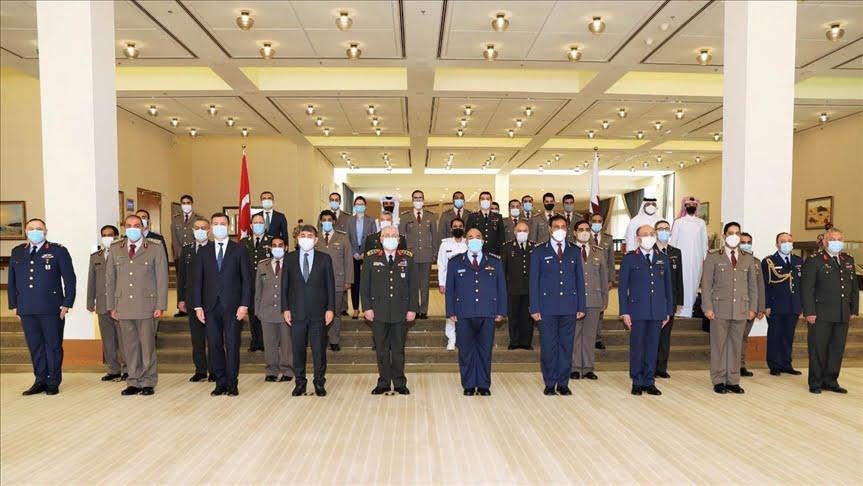 وزارة الدفاع القطرية
