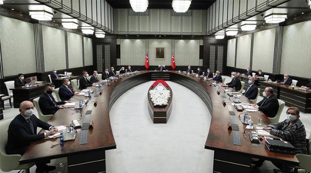 بدء اجتماع مجلس الوزراء التركي لمناقشة الإجراءات الرمضانية الجديدة