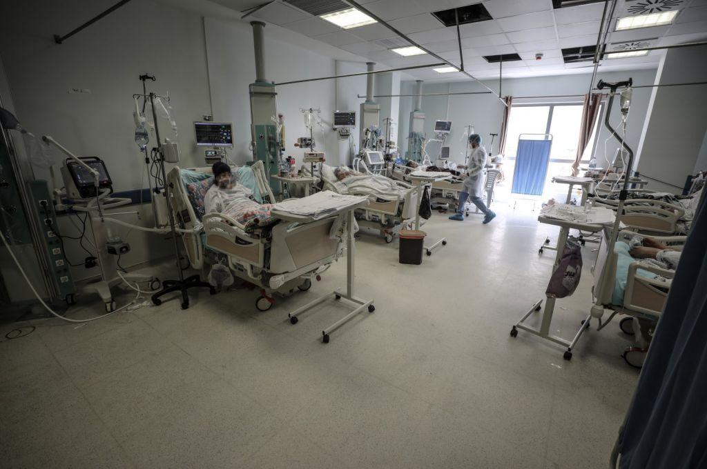 مستشفى تركي في قطاع غزة يلعب دورًا رئيسيًا في مكافحة كورونا