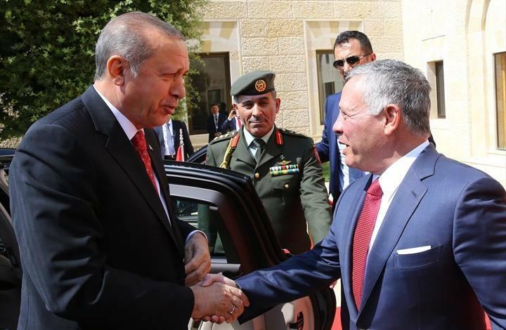 عاجل.. تركيا توضح موقفها بشأن الأحداث في الأردن