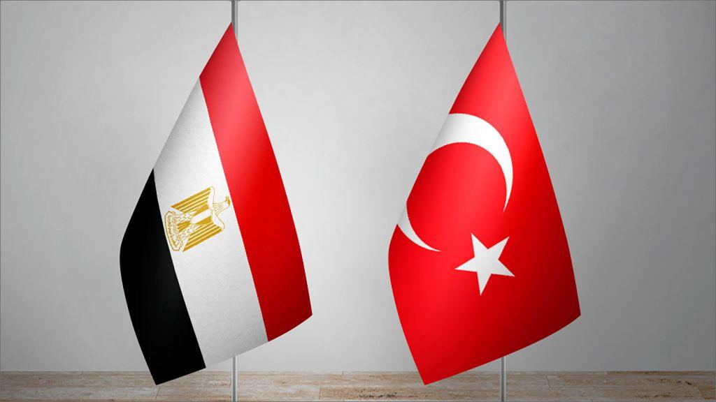 مشاورات سياسية مع تركيا