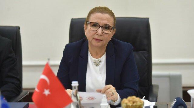 وزيرة التجارة التركية: تركيا ستدعم جهود التنمية الاقتصادية في ليبيا بكافة مواردها