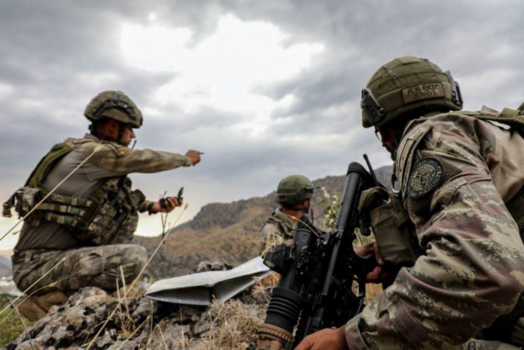 استشهاد جندي تركي بقصف صاروخي شمالي العراق