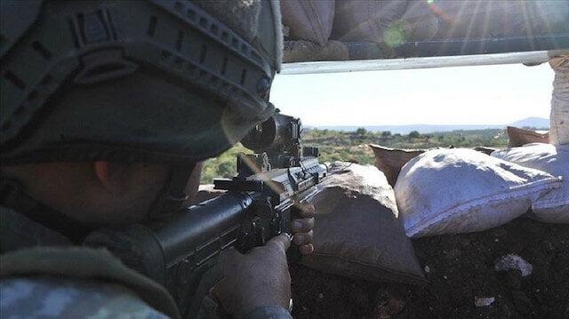 القوات التركية تنجح في إحباط هجوم إرهابي بإعزاز السورية