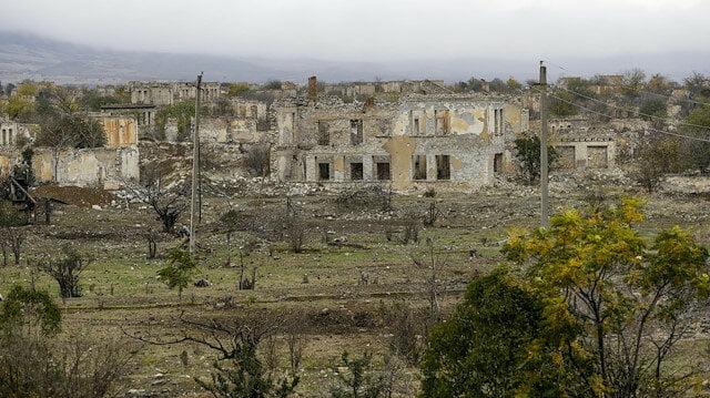 تركيا تشارك في إعادة إعمار إقليم كاراباخ بعد تحريره من الاحتلال الأرمني