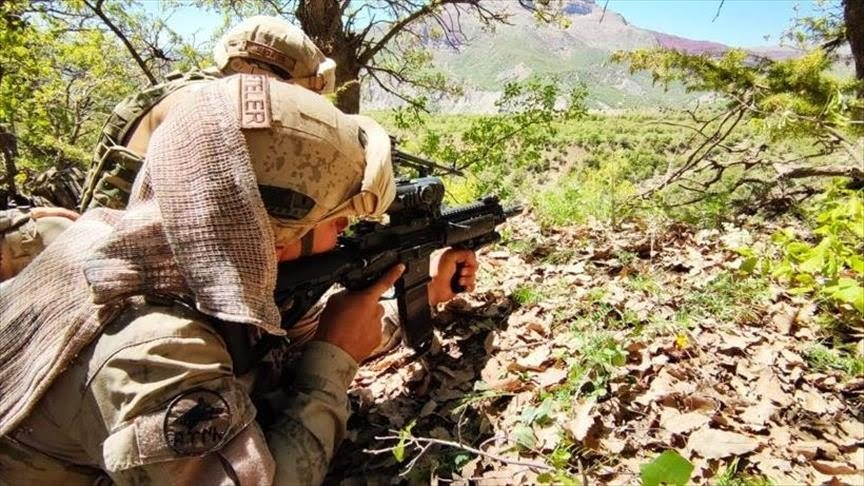 بمشاركة آلاف الجنود.. إطلاق مراحل جديدة في عمليات مكافحة الإرهاب داخل تركيا