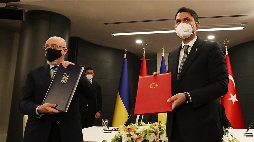تركيا تبني مئات المنازل لتتار القرم في أوكرانيا