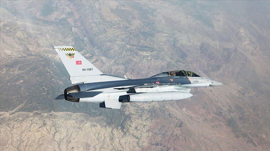 بقصف جوي وبري.. القوات التركية تدمر مواقع جديدة للإرهابيين شمال العراق