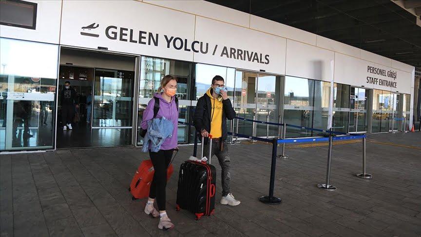 أكثر من 2 مليون ونصف سائح زاروا تركيا في أول 3 أشهر من العام الحالي