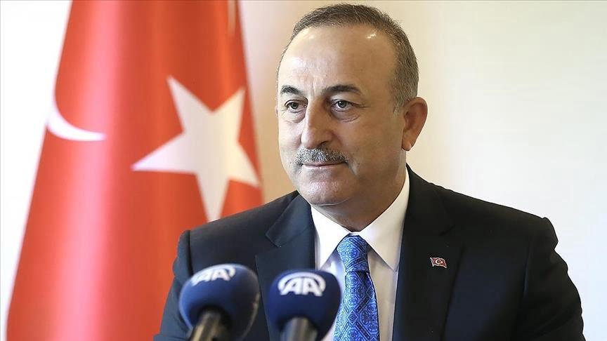 أوغلو يهاتف مسرور بارزاني عقب استشهاد جندي تركي شمالي العراق