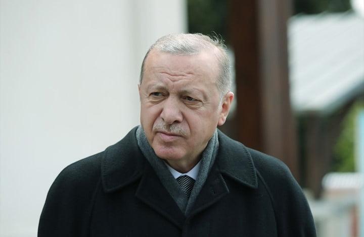 أردوغان يعلق على انتخابات