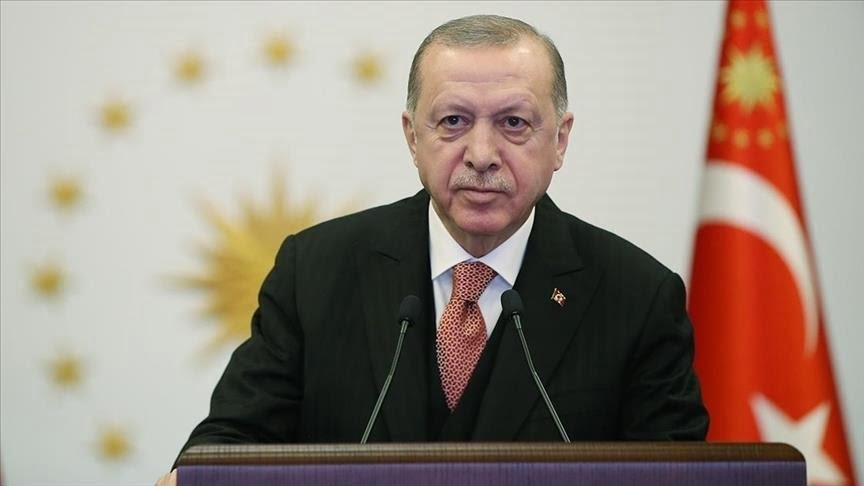 أردوغان يهنئ سيدات منتخب الطائرة التركية بفوزهن على بلجيكا