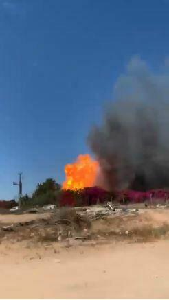 مقتل إسرائيليين بقصف صاروخي للمقاومة على غلاف غزة