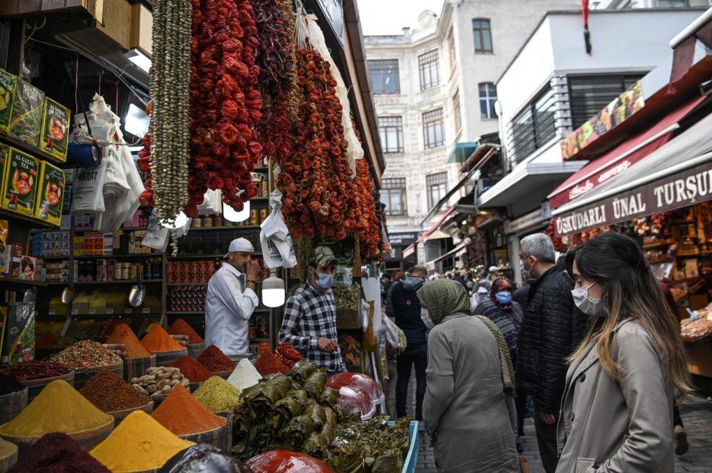 ارتفاع معدل التضخم في تركيا في أبريل
