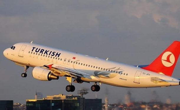 الخطوط التركية تلغي شرط إذن السفر للطيران الداخلي