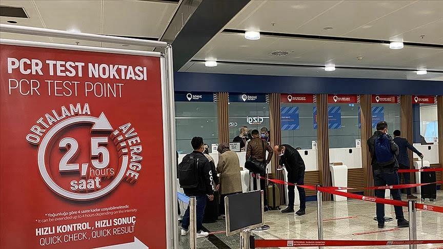 تركيا تعفي مواطني 16 دولة من شهادة اختبار كورونا.. تعرف عليها