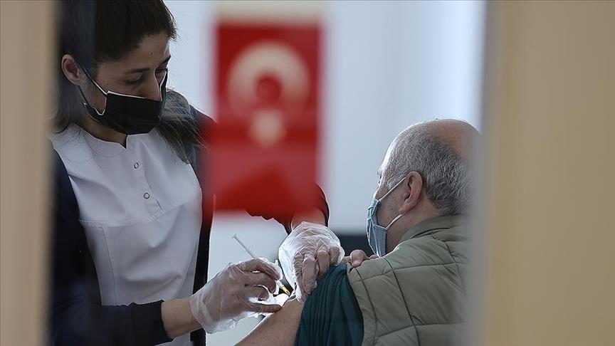 10 ملايين تركي تلقوا الجرعة الثانية من لقاح كورونا