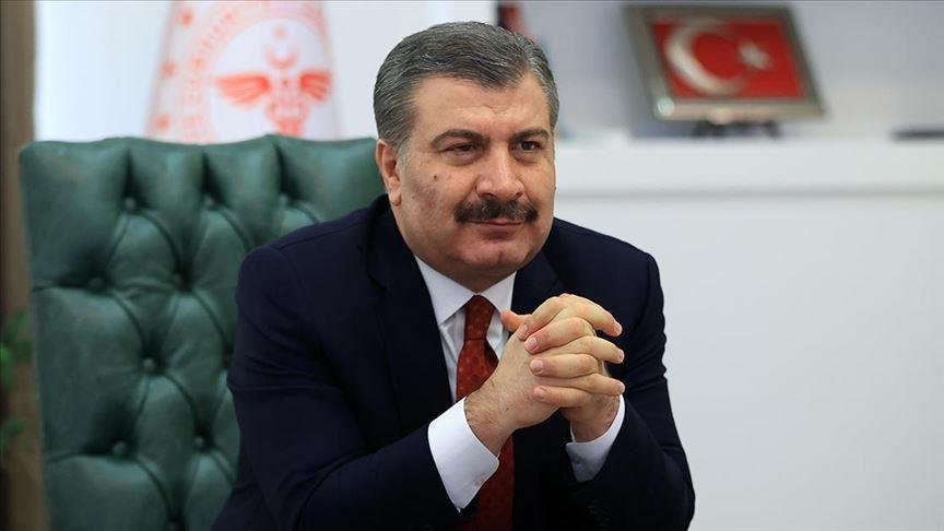 وزير الصحة يطمئن الشعب التركي: الإغلاق بدأ يؤتي ثماره مع انخفاض الإصابات