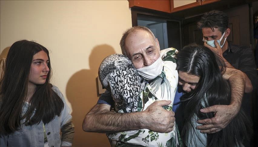 الإفراج عن مواطن تركي بعد 10 سنوات في سجون الأسد