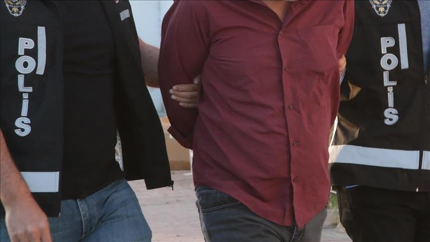 القبض على 161 شخصًا للاشتباه بانتمائهم لمنظمة غولن الإرهابية