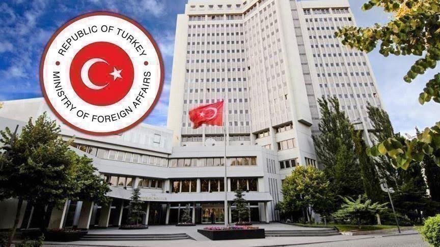 """""""الخارجية التركية"""" لا قيمة لما نُشر في اجتماع دول أعضاء الإتحاد"""