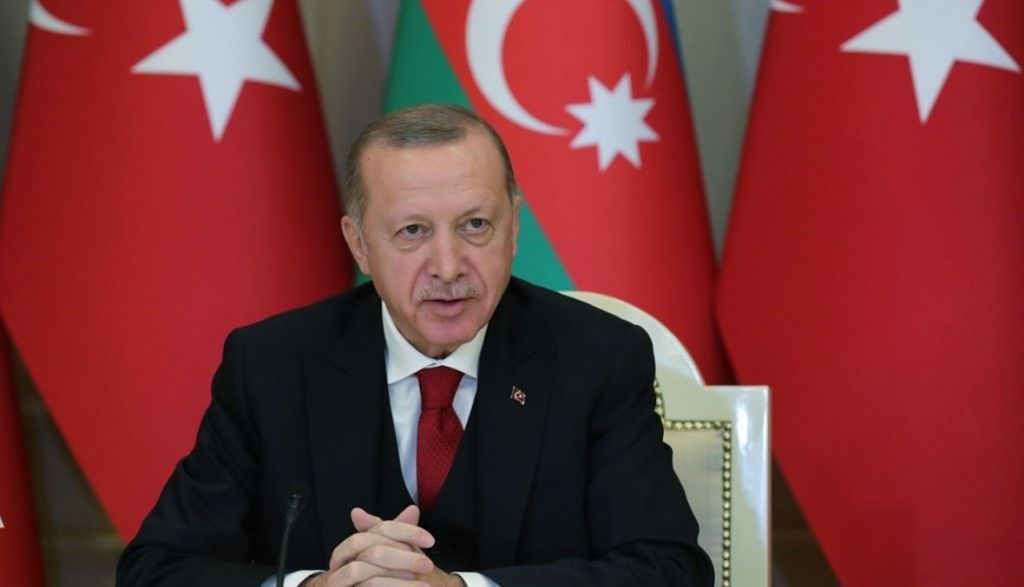 الرئيس التركي.. يتجه إلى بلجيكا لحضور الناتو