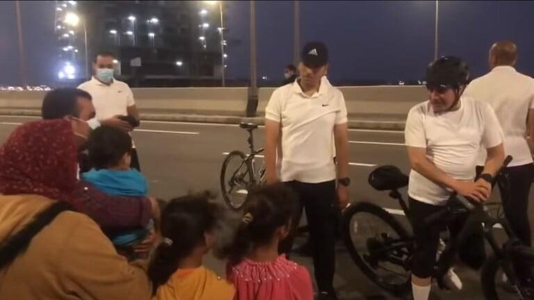 فيديو حوار لافت للرئيس السيسي