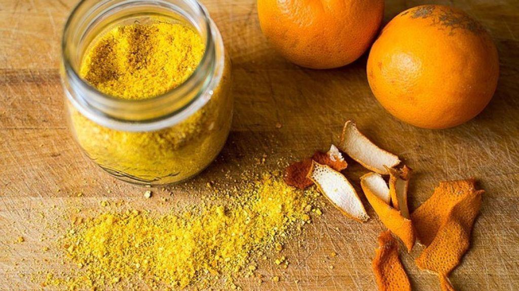 لقشر البرتقال فوائد مذهلة