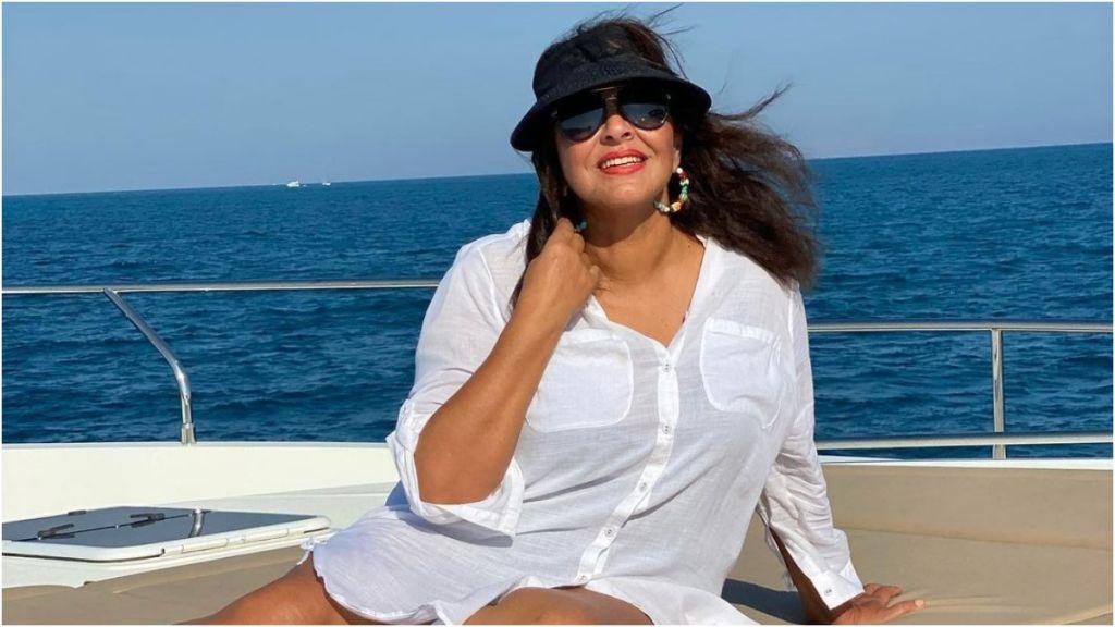 الفنانة المصرية هالة صدقي