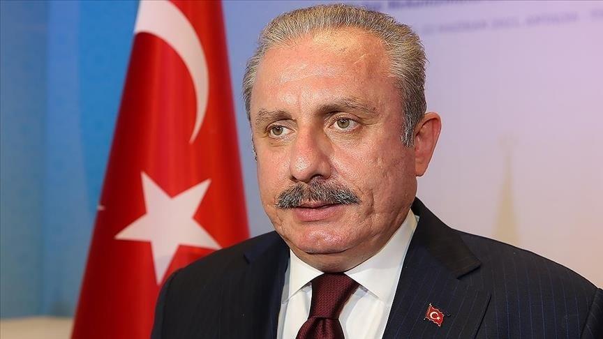 رئيس البرلمان التركي يتوجه إلى أذربيجان الاثنين