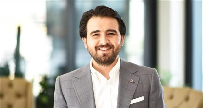 رجل الأعمال التركي راشد دينتش