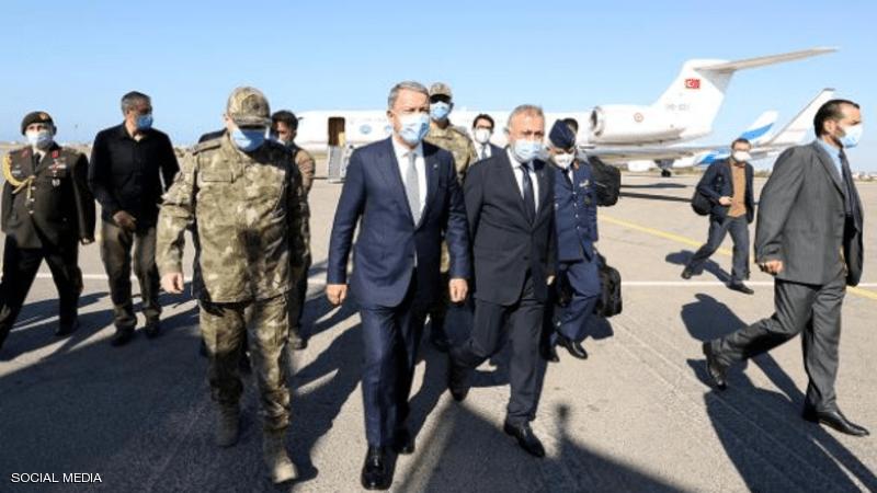 وزير الدفاع التركي يهدد: هذا ما سنفعله لحماية حدودنا وشمال سوريا